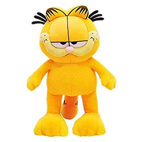 Knuffel 20 cm Cartoon speelgoed Pluche Garfield Cat Knuffel Kwaliteit Zachte pluche Illustratie Pop