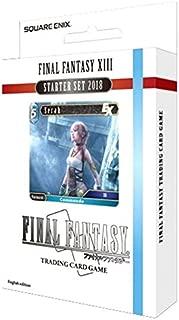 Best final fantasy 13 starter deck Reviews