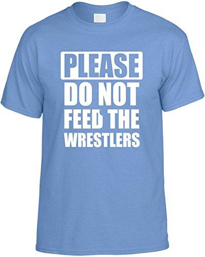 Signature Depot Para Hombre Funny T-Shirt (por Favor no Alimentar los Luchadores) Unisex Camiseta para Hombre