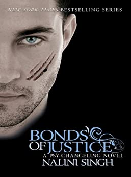 Bonds of Justice: Book 8 (Psy-Challenging) by [Nalini Singh]