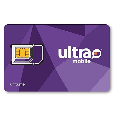 Ultra Mobile Dual Cut Micro & Regular Sim Card