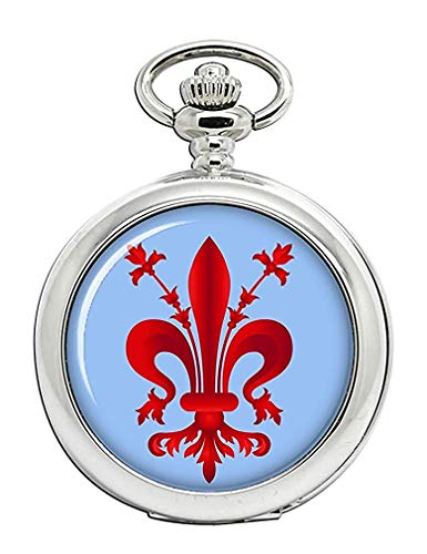 Orologio da tasca fiorentino Fleur-de-lis
