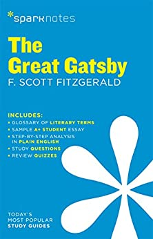 The Great Gatsby SparkNotes Literature Guide (SparkNotes Literature Guide Series Book 30) by [SparkNotes]