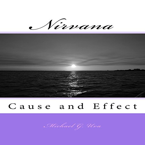 Nirvana: Cause and Effect audiobook cover art