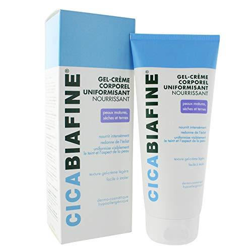 Cicabiafine - Gel-creme Corporel Uniformisant Nourrissant Peaux Matures Et Seches 200ml Cicabiafine