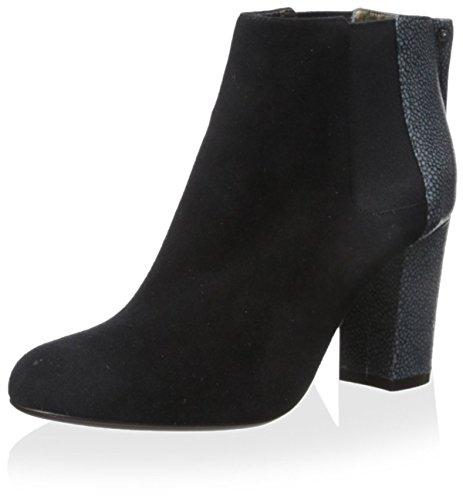 Unbekannt Lanvin Damen Stiefeletten, (schwarz), 40 EU