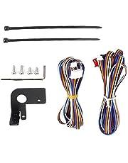Auto niveladora sensor 3D Kit de impresora Kit de accesorios de automóviles BL Touch Auto Junta de cable de extensión para Ender-3 CR-10 9PCS