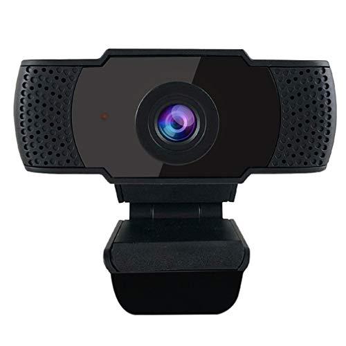 Olddreaming - Webcam con micrófono para videochat y grabación, compatible con YouTube, Skype, videollamadas, aprendizaje, conferencias, juegos