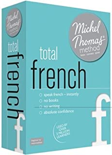 Total French with the Michel Thomas Method by Thomas, Michel (2/7/2012)