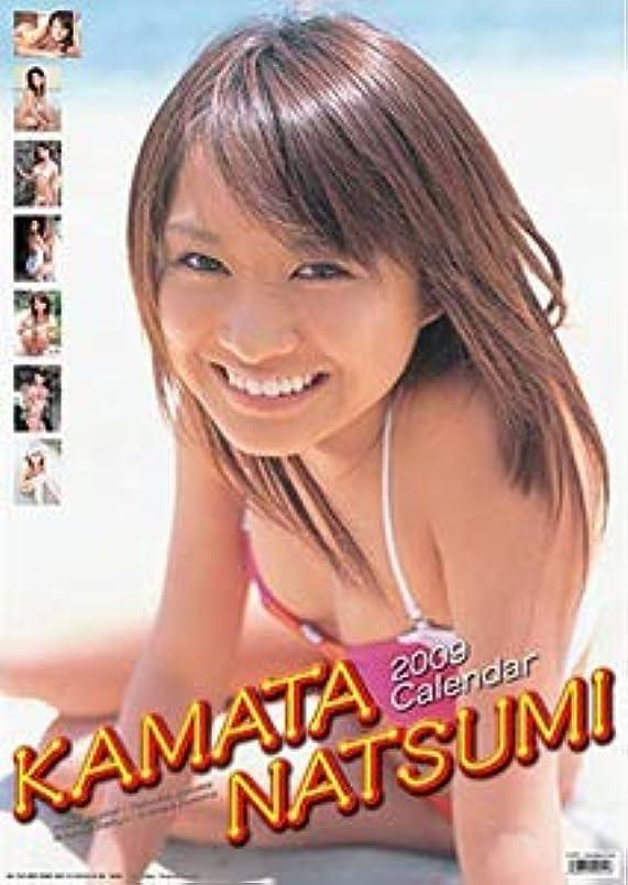 ケーブルカーマウンド司教鎌田奈津美 2009カレンダー【MM-0909】