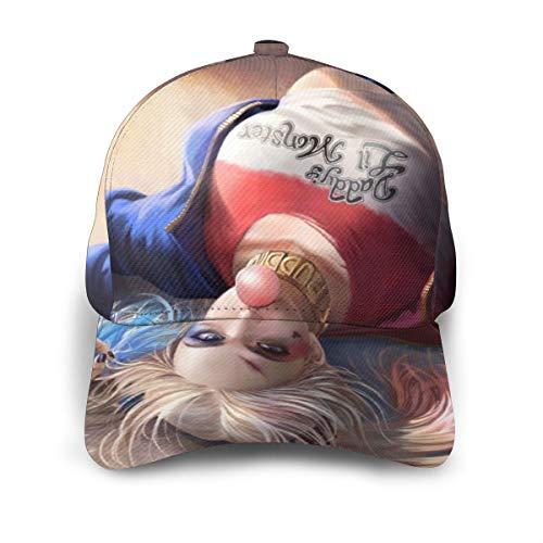 41YhR3PnfDL Harley Quinn Baseball Caps