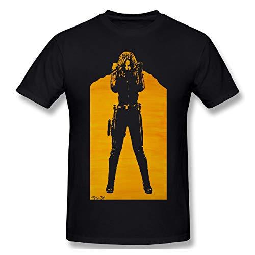 BBBQQ Agents of S.H.I.E.L.D Men 100% Cotton T Shirt Graphic Plus Size Quake Oversized Tops