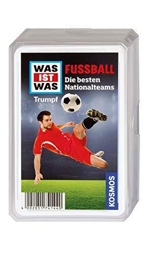 KOSMOS 741440 - WAS IST WAS Fußball Trumpfspiel