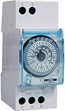 Hager EH210 Interruptor Horario Diario, 16A, 1 conm, s/res