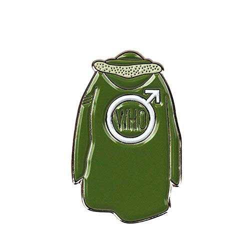 Minimum Mouse The Who Parka Emaille Reversnadel Abzeichen