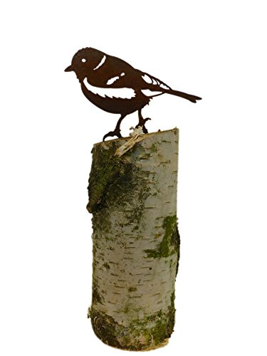ARTTEC Design Vogel/Kohlmeise (Rostdeko) (Rost)