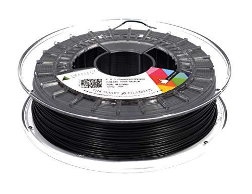 Smartfil EP, 2.85mm, True Black, 750g Filamento para Impresión 3D de Smart Materials 3D