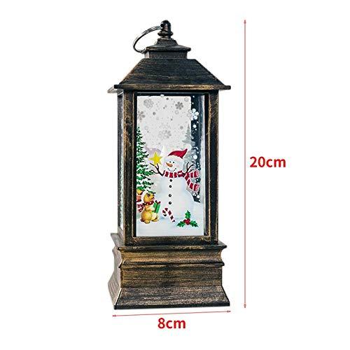 Leeslamp bedlampje tafellamp tafellamp tafellamp tafellamp kerstdecoratie kandelaar hanger Kerstmis tafellamp decoratie kerst creatief gedrukt geschenk wind lichtro