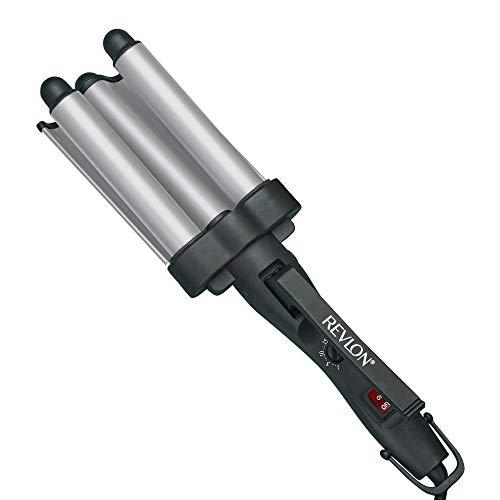 Revlon Perfect Heat Jumbo 3 Barrel Waver