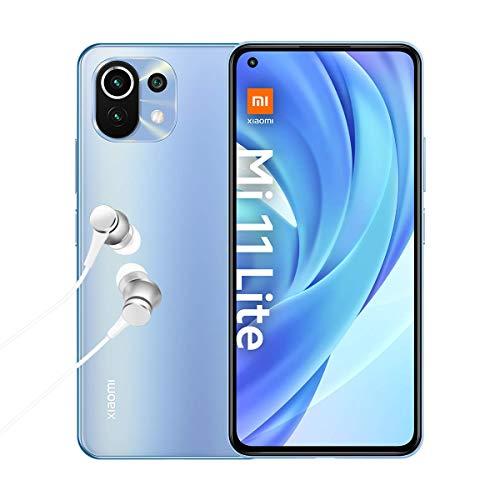 Xiaomi Mi 11 Lite 4G + Kopfhörer (16,63...