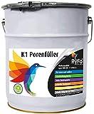 RyFo Colors K1 Porenfüller 10kg (Größe wählbar) - Versiegelung für Buntsteinputz, Steinteppich, verarbeitungsfertig, transparent, für innen und außen