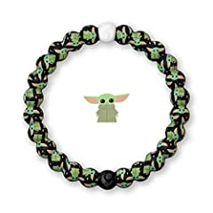 THE CHILD LOKAI: He may look like a Baby Yoda, but this lovable creature is referred to as The Child. GIVE BACK: $1 for each Star Wars Collection Lokai sold will benefit Make-A-Wish, to help grant the wishes of children with critical illnesses. SIZE:...
