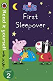 Peppa Pig: First Sleepover - Read It Yourself with Ladybird Level 2...