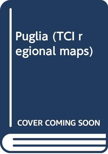 Puglia 1:200.000 (v.e.) (Grandi carte d'Italia)