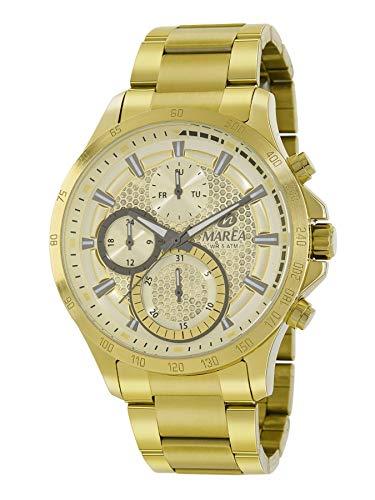 Reloj Marea B54198/4 Acero Dorado