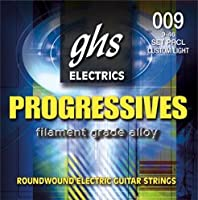 GHS PRXL 09-42 Progressives Series×6SET エレキギター弦