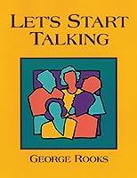 Let's Start Talking Text (192 pp)