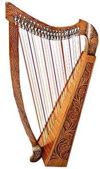 Canigó Heather - Arpa céltica de 22 cuerdas