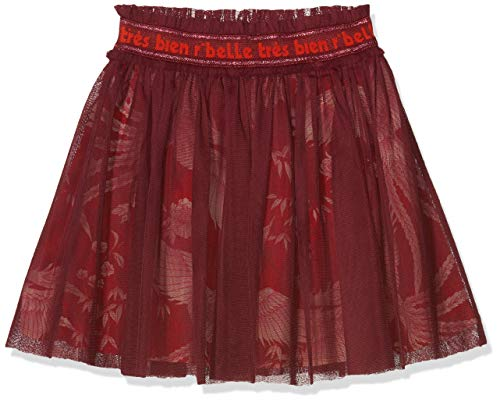Scotch & Soda Tulle Layered Skirt with Elastic Waistband Gonna, (Combo P 595), 104 (Taglia Produttore: 4) Bambina