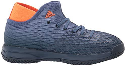 Product Image 6: adidas Phenom Tennis Shoe, Crew Navy/Screaming Orange/Crew Blue, 5 US Unisex Big Kid