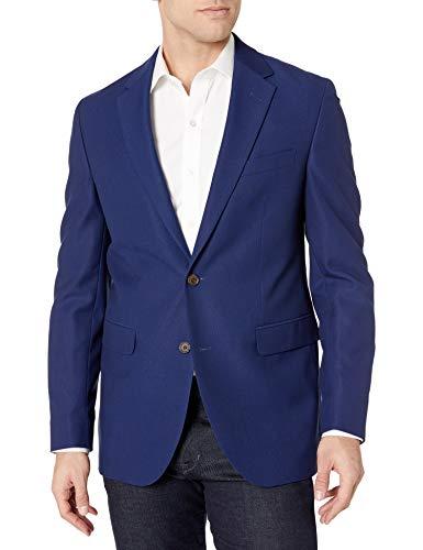 Dockers Men's 360 Smart Flex Blazer, Modern Blue, 56R