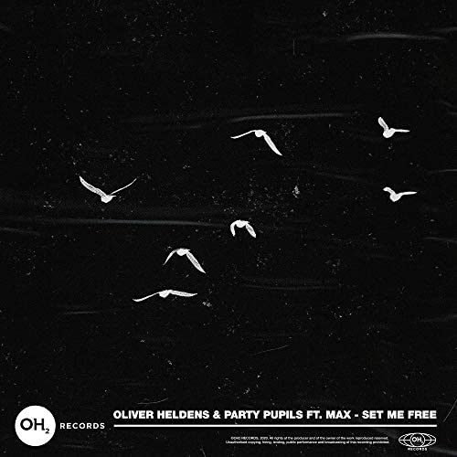 Oliver Heldens & Party Pupils feat. MAX
