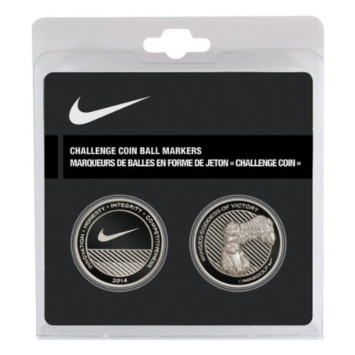 Nike Golf Limited Edition 2014 Challenge Coin Ball Marker