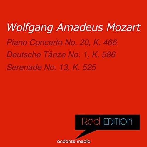 Svetlana Stanceva, Alberto Lizzio, Mozart Festival Orchestra