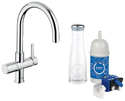 Grohe 31312000 GROHE Blue Pure Dual function Kitchen Faucet