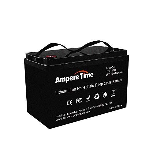 LiFePO4 Deep Cycle Battery - Lithium battery