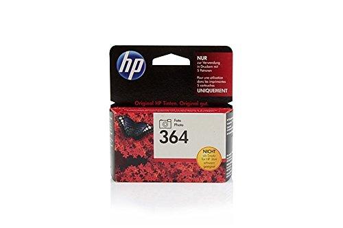 HP PhotoSmart C 5390 - Original HP CB317EE / Nr. 364 - Cartouche d'encre Photo Noir -