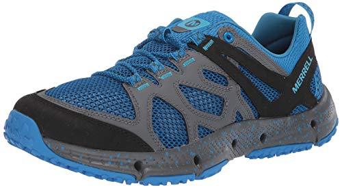 Merrell Men's HYDROTREKKER Water Shoe, Directoire Blue, 11.5 M US