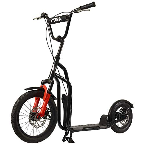 Stiga Unisex-Adult Air Scooter 16