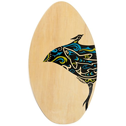 Lucky Bums Skimboard   Select Your Color and Size