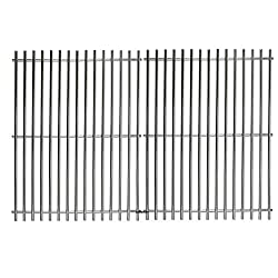 Hisencn Set of 2 Solid Stainless Steel Cooking Grids Grill Grate Replacement Parts