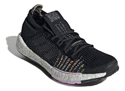 adidas Mujer Pulseboost HD Ltd W Zapatos de Running Negro, 38 2/3