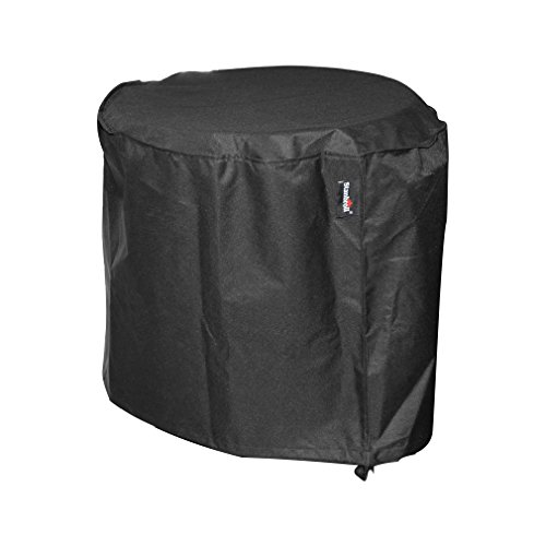 Stanbroil Heavy Duty Waterproof Dome Smoker Cover - Fits Char-Broil's The Big Easy Oil-Less Turkey Fryer