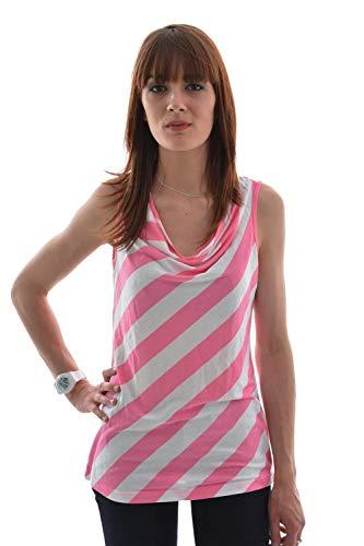 Street One T-Shirt Bella Pink Gr. T40, Rosa