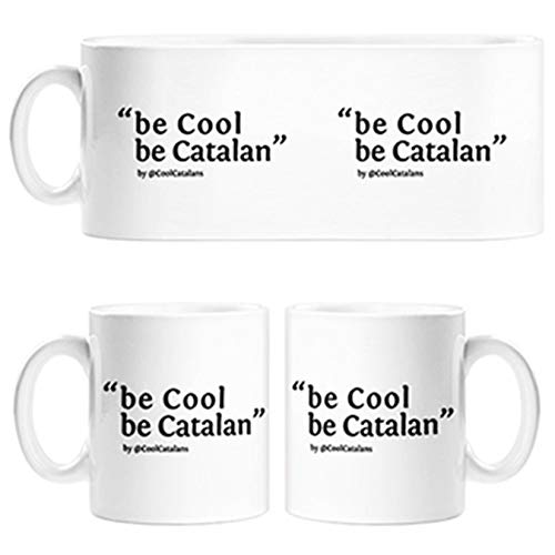 Diver Tazas Taza Be Cool Be Catalan Cool Catalans - Cerámica