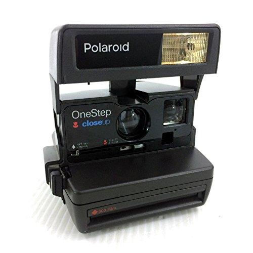 Polaroid One Step Close-Up 600 Instant Camera